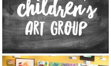 Comment démarrer un groupe d'art pour enfants