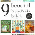Beaux livres d'images pour enfants
