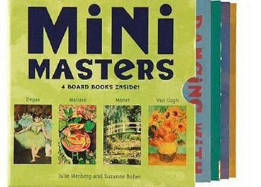 Livres d'art pour les tout-petits : : Les Mini-Masters Board Books
