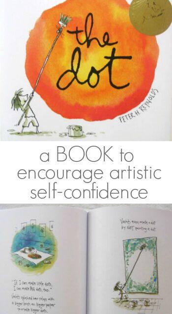 The Dot :: : Un livre sur la créativité et la confiance en soi