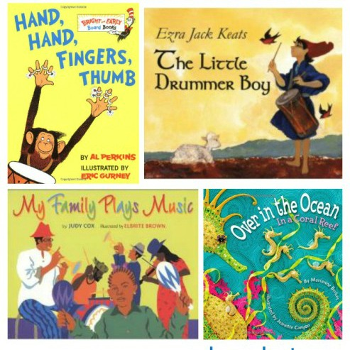 FUN Kids Books sur la musique