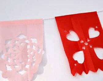 Papel Picado – Une tradition mexicaine d'art populaire de beaux dessins en papier