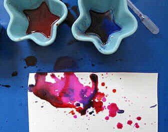 Aquarelle liquide : : Un de nos matériaux d'art préférés