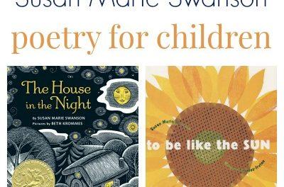 Susan Marie Swanson sur la poésie pour enfants