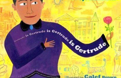 Biographie pour les enfants : : Gertrude Stein