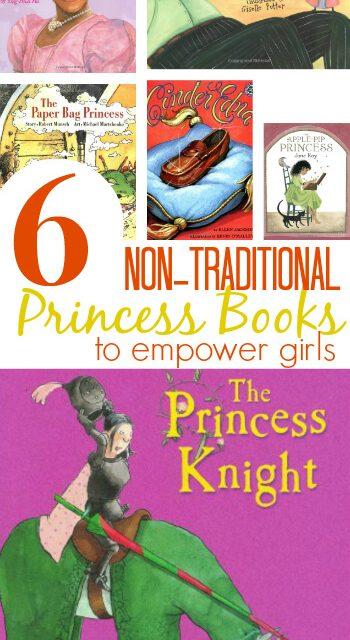 Des livres de princesses non traditionnels pour donner du pouvoir à nos filles