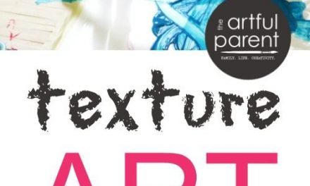 Projets d'art de texture pour enfants : : Exploration de différentes surfaces