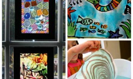 Activités artistiques pour enfants :: : 11 blogueurs de Parenting d'enfants partagent leurs favoris