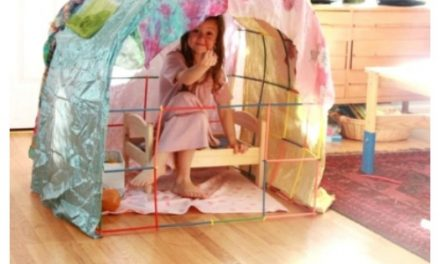 Comment mes enfants utilisent leur jeu de construction en paille