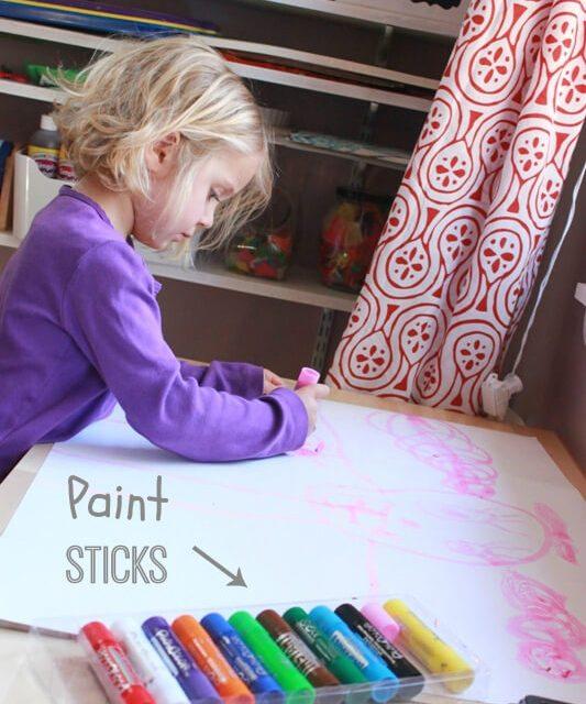 Stubby Pencil Studio Kids' Art Supply Giveaway (en anglais seulement)