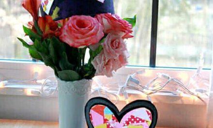 Comment faire des couronnes de coeur de DIY pour la Saint-Valentin