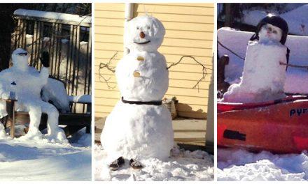 11 photos de bonhommes de neige + des idées créatives pour s'approprier les vôtres
