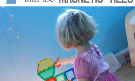 Construction Toys for Kids :: : 7 Ways My Kids use Magnetic Tiles