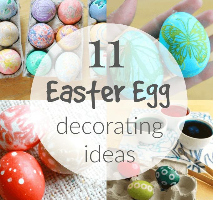 11 idées de décoration d'oeufs de Pâques pour les enfants – des idées amusantes et créatives à essayer !