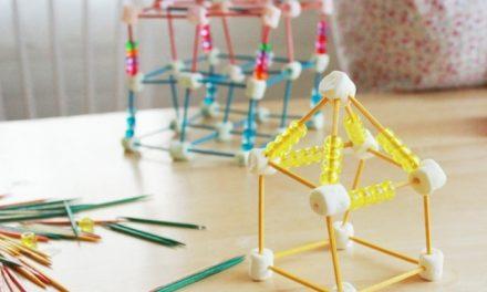 Sculptures de cure-dents pour enfants : : 13 idées de construction de cure-dents amusantes !