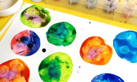 7 Techniques d'aquarelle pour les enfants – Expérimentation avec la peinture à l'aquarelle