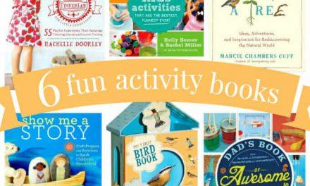 6 nouveaux cahiers d'activités pour les enfants et les parents