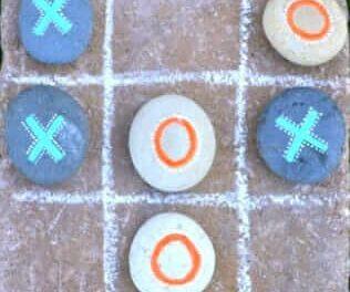 10 jeux de bricolage en plein air à faire avec les roches