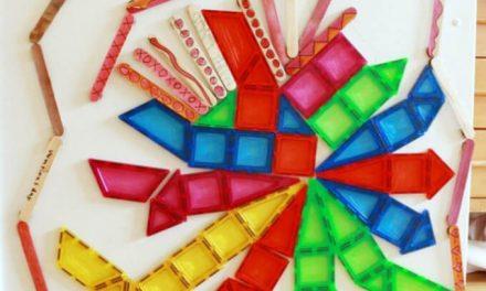 3 façons uniques d'utiliser les tuiles magnétiques pour les enfants