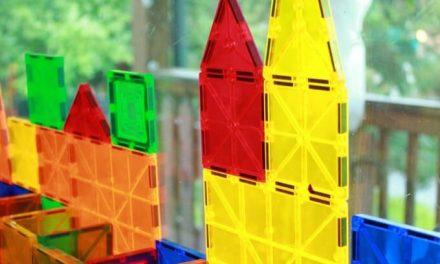 Carreaux magnétiques pour enfants (comparaison et photos)