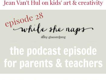 Sur le podcast Pendant qu'elle fait la sieste