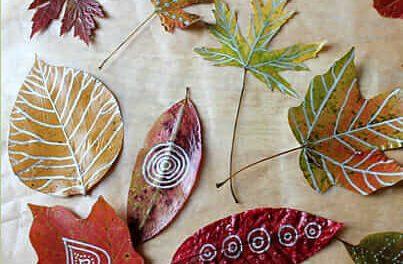 Apportez la beauté de l'automne à l'intérieur avec ces 10 feuilles d'automne artisanales pour les enfants