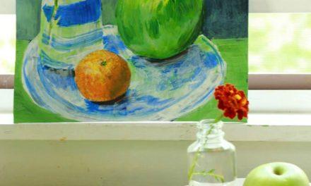 Prendre le temps de la créativité avec des cours de peinture en ligne