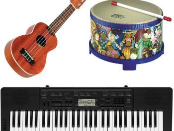 Cadeaux musicaux pour enfants