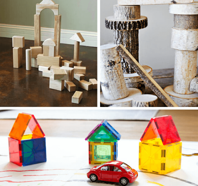 Cadeaux créatifs pour les enfants qui aiment construire
