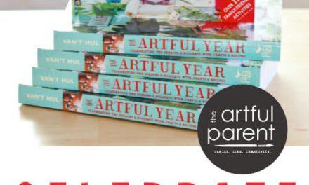 Le livre de l'année de l'art signé Giveaway