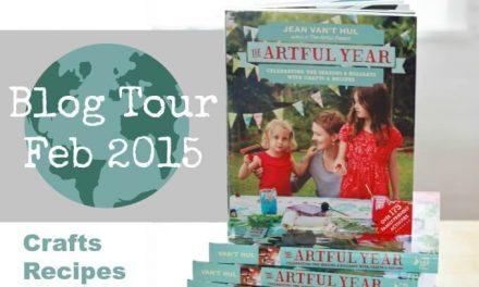 The Artful Year Blog Tour Février 2015