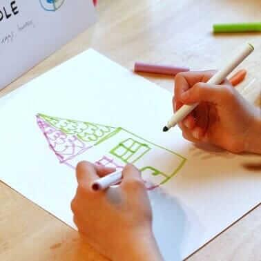 Double Doodle Art