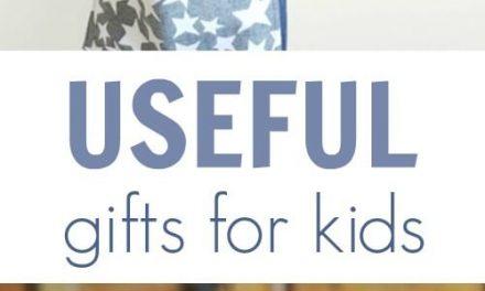 Cadeaux utiles pour les enfants – Les outils de l'enfance