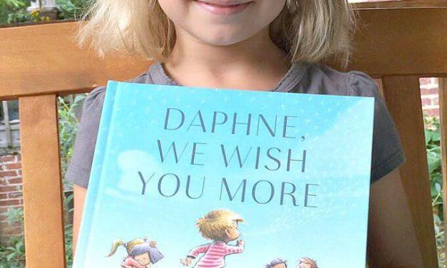 I Wish You More (Un livre personnalisé pour les enfants)