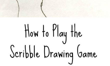 Le jeu de dessin de gribouillage