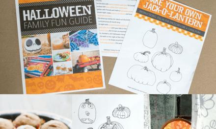 Activités amusantes d'Halloween pour les familles (Guide imprimable gratuit)