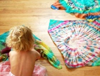 Jouer Silks Rock for Kids Pretend Play