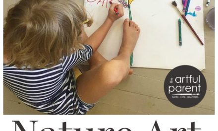Nature Art for Kids : 33 activités à essayer
