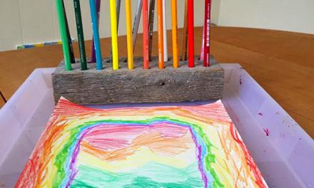 Dessin pour les enfants : Encourager l'artiste réticent