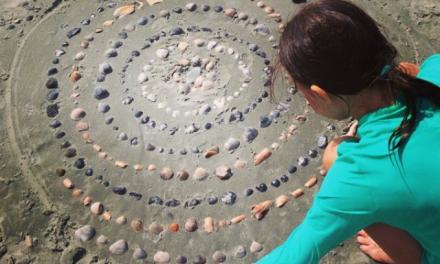 Les mandalas dans la nature et l'art du mandala