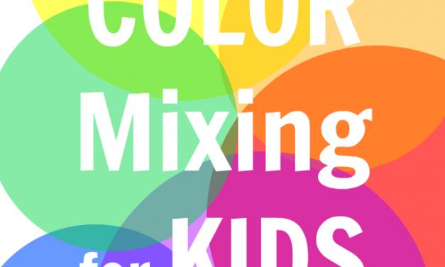 7 activités amusantes de mélange de couleurs pour les enfants