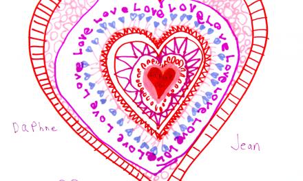 Une activité interactive de dessin cardiaque