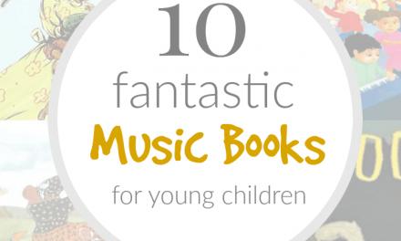 Voici 10 livres de musique fantastiques pour les jeunes enfants