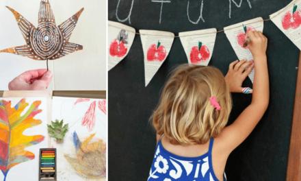 30 Activités créatives de septembre pour les enfants (avec liste imprimable)