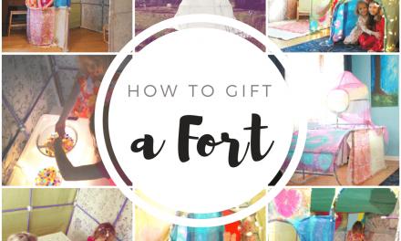 Un guide pour offrir des trousses Fort Magic Kits – 3 idées amusantes