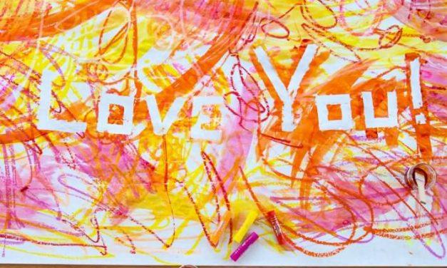 Ruban adhésif résistant Art avec bâtons de peinture