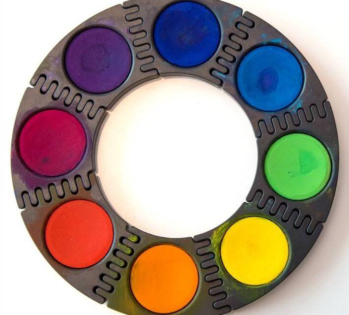 Comment et pourquoi encourager l'exploration créative des fournitures artistiques pour les enfants (+Giveaway !)