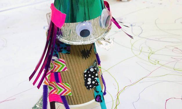 Comment faire un Art Bot Bot qui dessine vraiment !