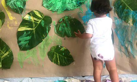 5 MEILLEURES activités artistiques pour les tout-petits