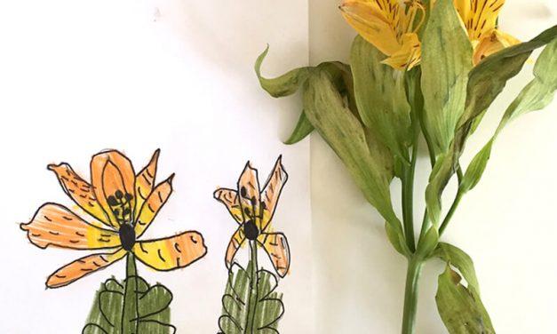 Essayez ces deux belles activités artistiques inspirées de la nature pour les enfants
